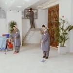 Ev temizliği sasalı