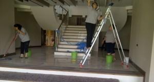 İzmir temizlik şirketi villa yazlık temizliği