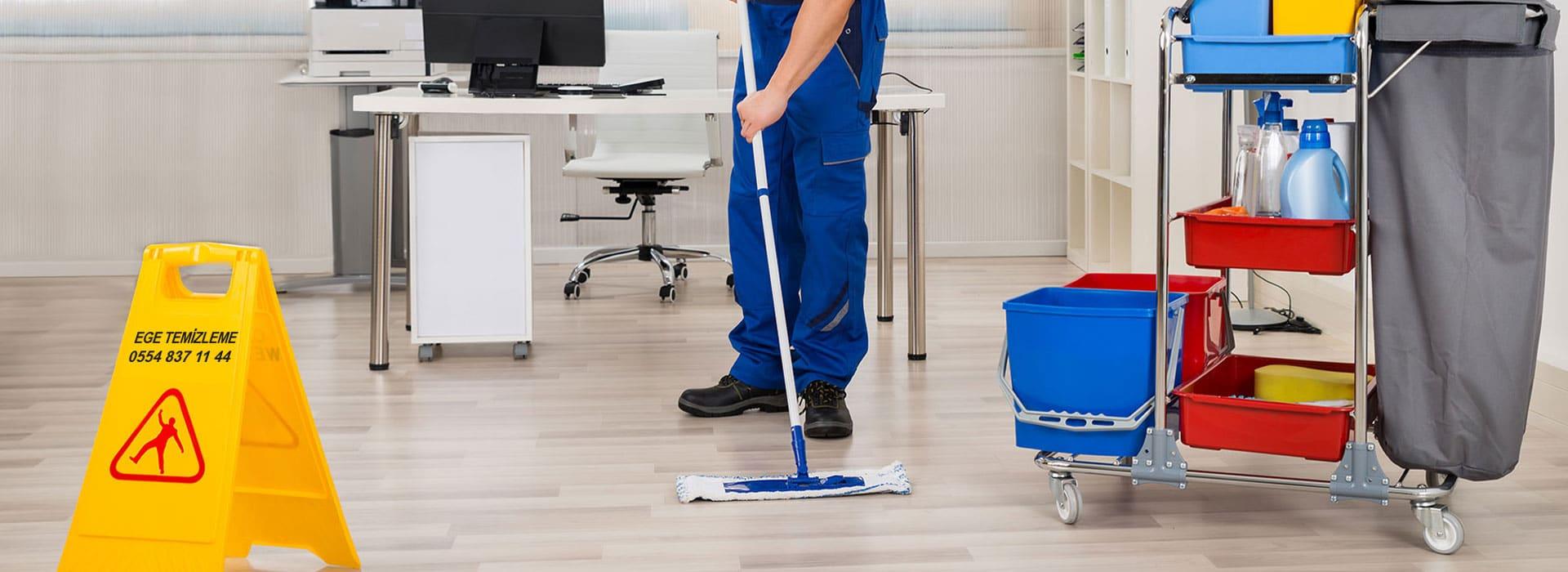 Ofis - İşyeri - Bina Temizlik Hizmetleri