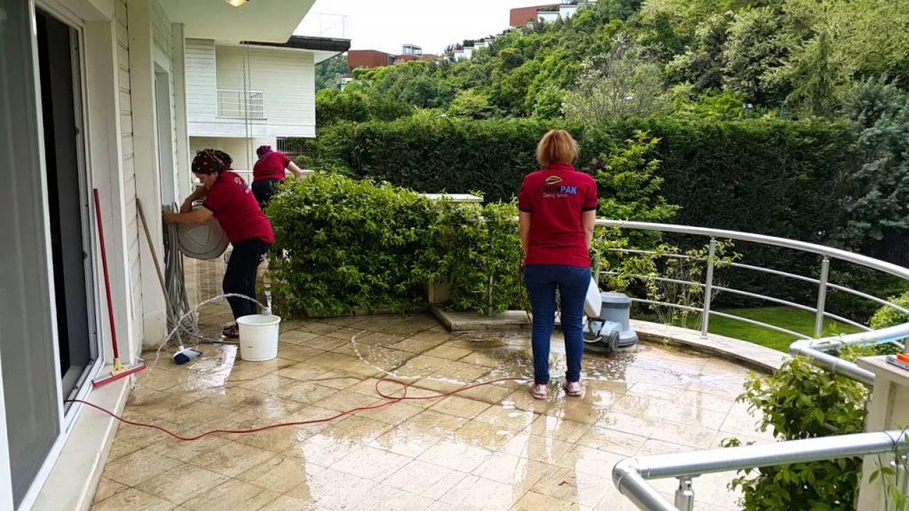 Villa Yazlık Temizliği İzmir